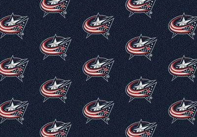 NHL Repeat C1082 Columbus Bluejackets