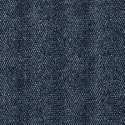 Hobnail Ocean Blue Peel and Stick Carpet Tiles
