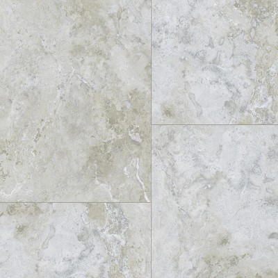 "Mohawk Pergo Extreme Tile Options PT004-997 Imperial Silver 12"" X 24"" Luxury Vinyl Tile"