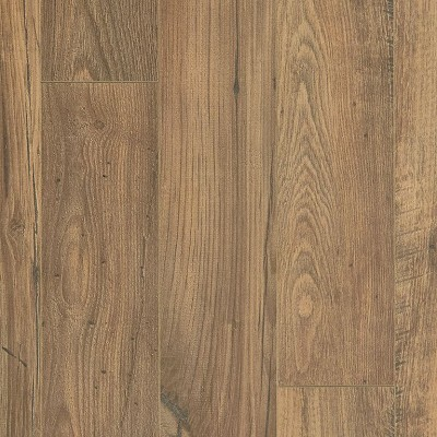"Mohawk Kingmire CDL89-02 Toasted Chestnut 5 1/4"" X 48"" RevWood 8 MM Laminate Flooring"