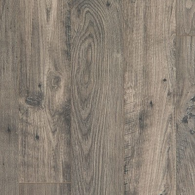 "Mohawk Kingmire CDL89-06 Millstone Chestnut 5 1/4"" X 48"" RevWood 8 MM Laminate Flooring"