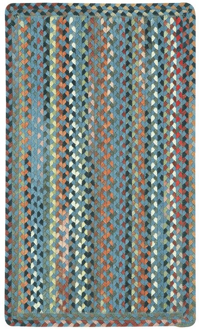 Capel Rugs Plymouth 0440-400 Colony Blue Area Rug