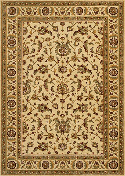 Couristan Royal Luxury 13230001 Linen 710 X 112 Area Rug Last