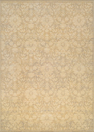 "Couristan Elegance 4555/0100 Ivory 5'6"" X 7'8"" Area Rug - LAST ONE!"