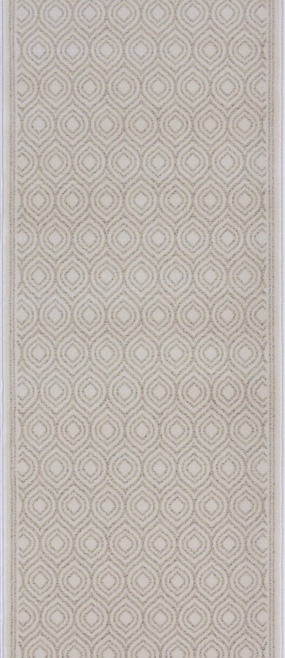 "Couristan Maeve CBK4-B002A Dew 2'7"" (31"") Wide Hall and Stair Runner"