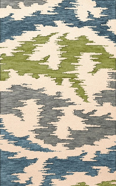 Dalyn Bella BL2 Peacock Custom Area Rug