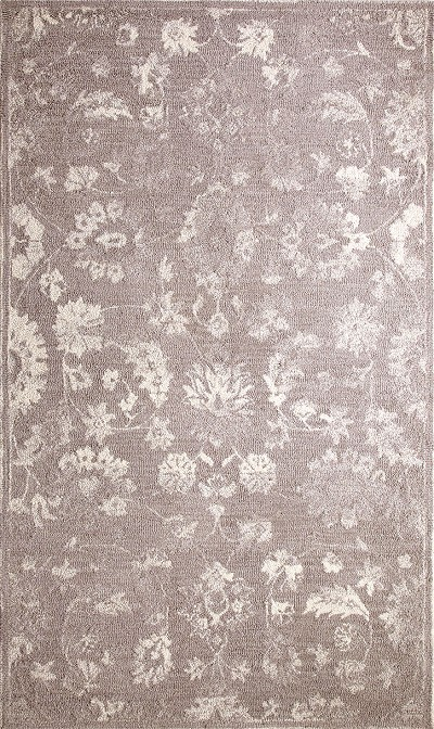 Dynamic Rugs Avalon 88803-900 Silver Ivory Area Rug