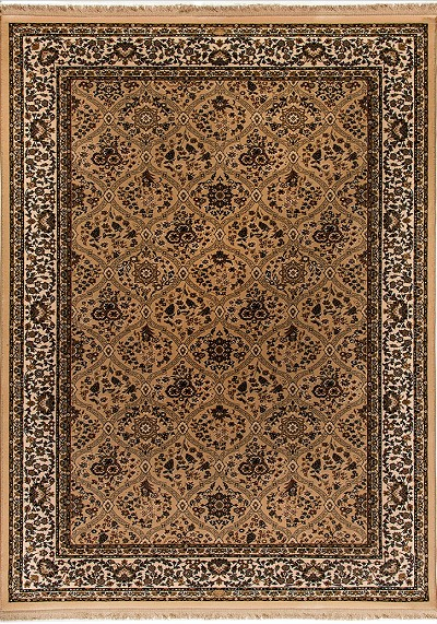 Dynamic Rugs Brilliant 7211-820 Linen Area Rug