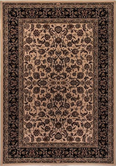 Dynamic Rugs Brilliant 72284-191 Ivory Area Rug
