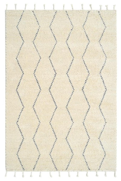 Dynamic Rugs Celestial 6950-109 Ivory/Grey Area Rug