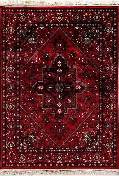 Dynamic Rugs Crown 16226-336 Red Area Rug