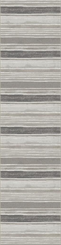 "Eclipse 68081-4343 Multi-Silver 2'2"" Wide Hall and Stair Runner"