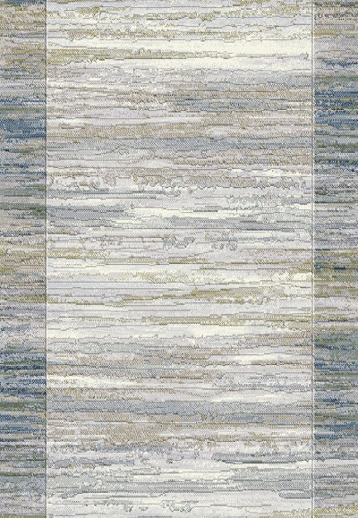 "Eclipse 79138-6191 Blue/Grey 2'7"" Wide Hall and Stair Runner"