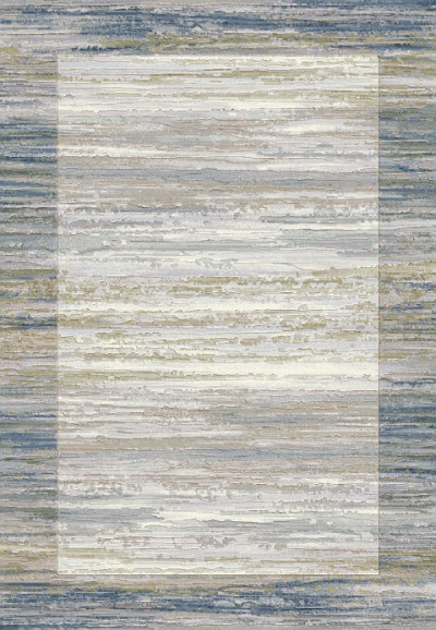 Eclipse 79138-6191 Blue/Grey Area Rug by Dynamic Rugs