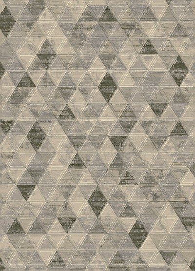 Dynamic Rugs Eclipse 63263-6353 Multi Grey Area Rug