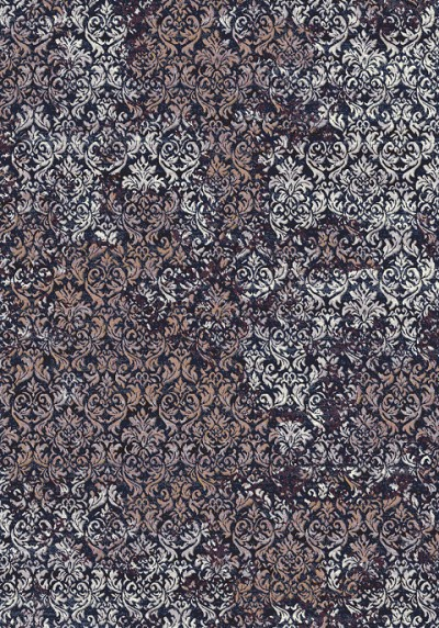 Dynamic Rugs Eclipse 63336-5181 Copper Ivory Area Rug