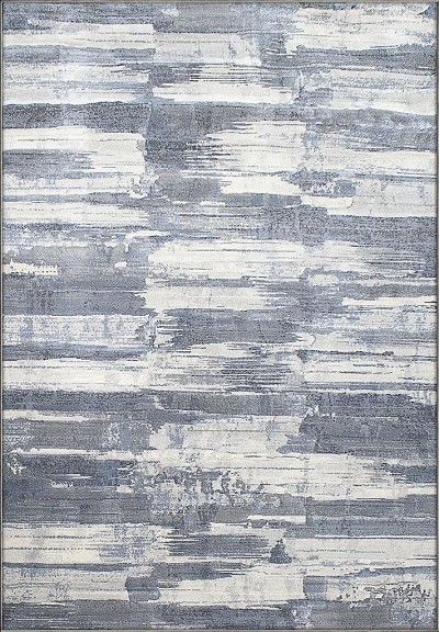 Dynamic Rugs Eclipse 63423-7656 Blue Area Rug