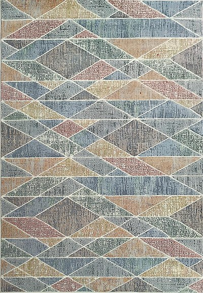 Dynamic Rugs Eclipse 63496-7626 Multi Area Rug