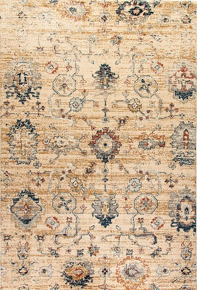 Dynamic Rugs Evolution 4771-110 Tan Area Rug