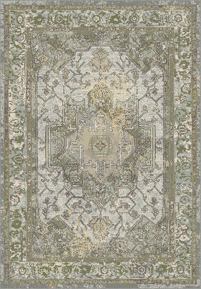 Dynamic Rugs Horizon 988465 5240 Grey/Green Area Rug   Carpetmart.com