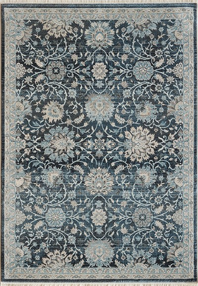 Dynamic Rugs Juno 6883 550 Blue Area Rug Carpetmart Com