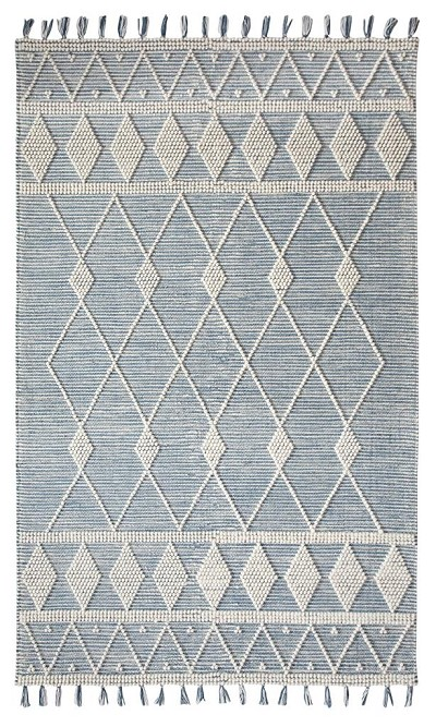 Dynamic Rugs Liberty 2131-500 Denim Area Rug