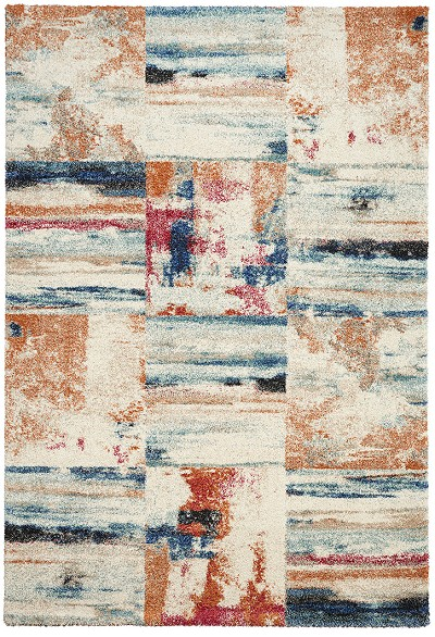 Dynamic Rugs Mehari 23125-6161 Ivory Multi Area Rug