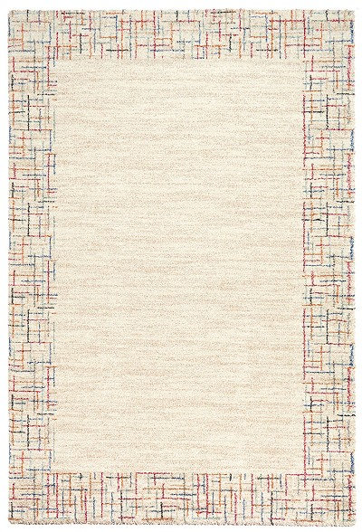 Dynamic Rugs Mehari 23152-6161 Ivory Multi Area Rug
