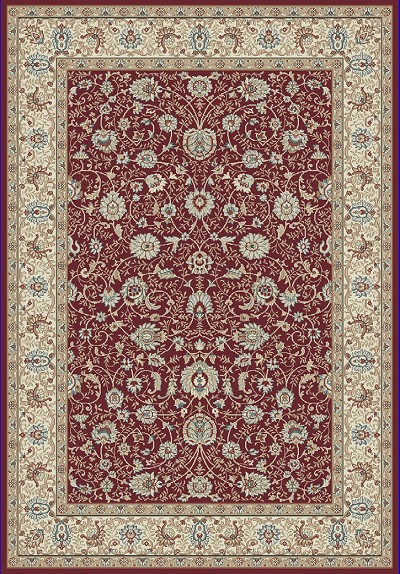Dynamic Rugs Melody 985022-339 Red Area Rug