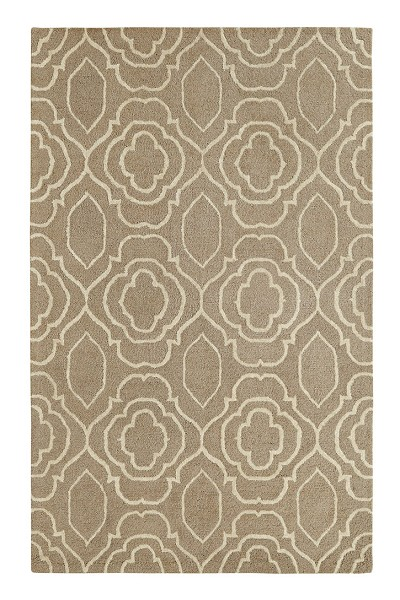 Dynamic Rugs Palace 5551-909 Silver Ivory Area Rug