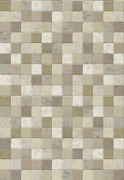 "Dynamic Rugs Eclipse 63339-6282 Beige 2'7"" Wide Hall and Stair Runner"