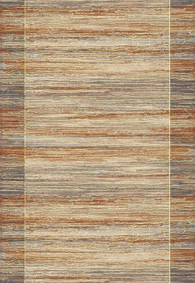 "Dynamic Rugs Eclipse 79138-6888 Multi Spice 2'7"" Wide Hall and Stair Runner"