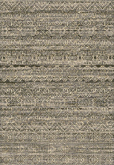 "Dynamic Rugs Imperial 68331-6363 Multi Grey 2'2"" Wide Hall and Stair Runner"