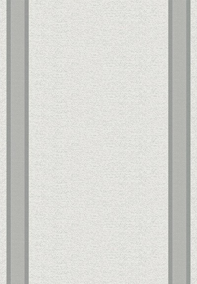 "Dynamic Rugs Mysterio 1234-910 Light Silver 2'7"" Wide Hall and Stair Runner"