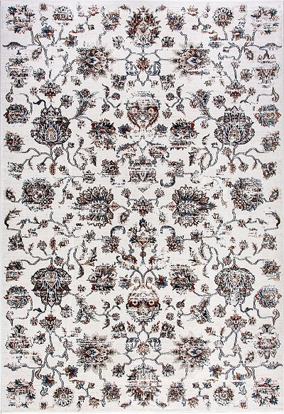 Dynamic Rugs Venice 1558-185 Cream Area Rug