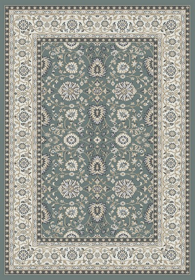 Dynamic Rugs Yazd 2803-150 Grey Ivory Area Rug