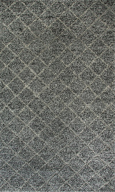 Dynamic Rugs Zest 40801-900 Charcoal Grey Area Rug