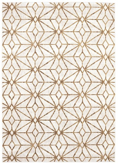 Karastan Artisan 91680-10037 Celeste Brushed Gold by Scott Living Area Rug