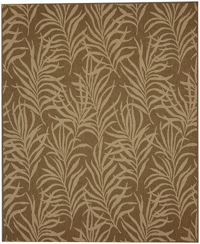 Portico 91021-1167 Hanalei Bay Natural Indoor-Outdoor Area Rug - Karastan