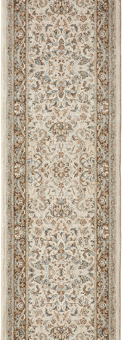 "Karastan Euphoria Newbridge Sand Stone 90262-471 2' 4"" (28"") Wide Hall and Stair Runner"