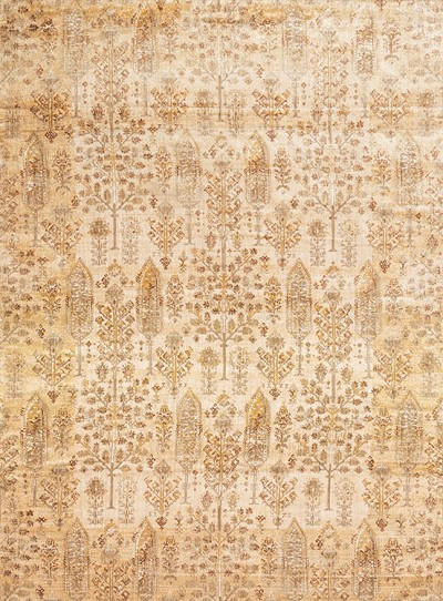 Loloi Anastasia Af 11 Antique Ivory Gold Area Rug Carpetmart