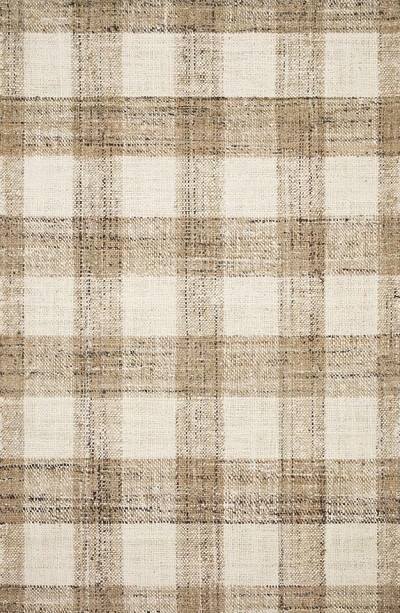 Crew CRE-02 Natural Area Rug - Magnolia Home by Joanna Gaines