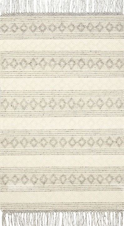 Holloway Yh 01 Greyivory Area Rug Magnolia Home By Joanna Gaines