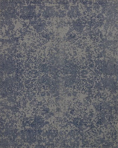 Lily Park LP-01 Blue Area Rug - Magnolia Home by Joanna Gaines