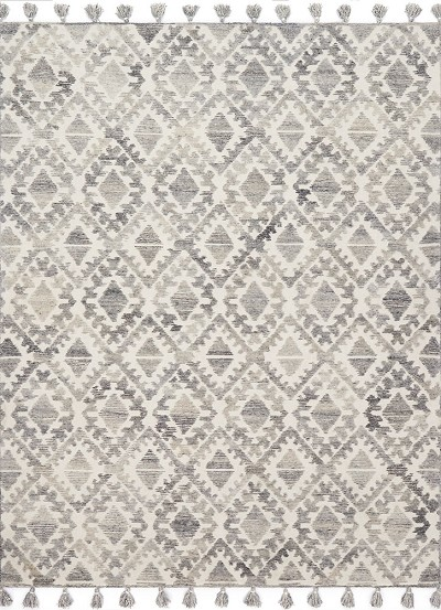 Teresa Tk 03 Ivory Silver Area Rug Magnolia Home By Joanna Gaines