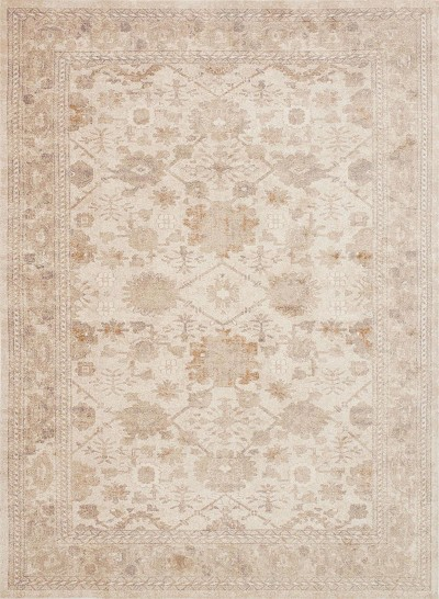 Trinity TY-03 Ant. Ivory Area Rug - Magnolia Home by Joanna Gaines