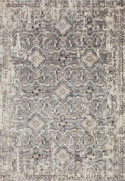 Loloi Theory THY-03 Natural Grey Area Rug