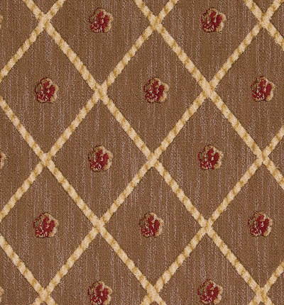 Nourison 50 to Infinity - Ashton House A03F Amber-B Custom Area Rug