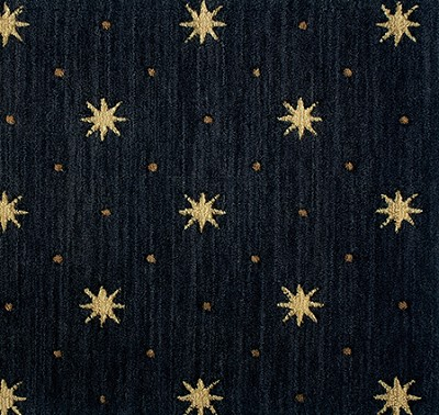 Nourison 50 to Infinity - Cosmopolitan Celestial C95F Midnight-B Area Rug