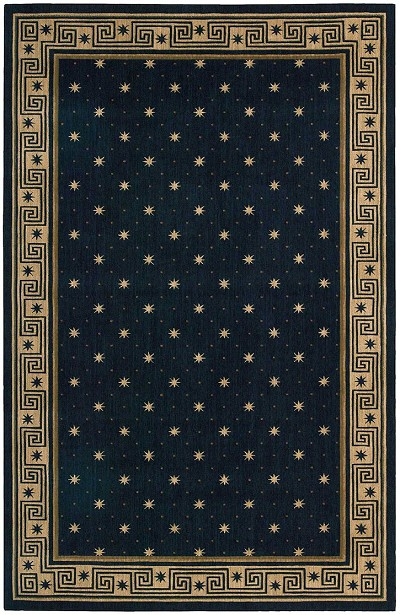 Nourison Cosmopolitan CS95 Midnight Area Rug